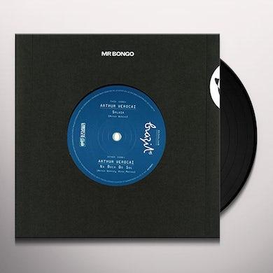 Arthur Verocai SYLVIA / NA BOCA DO SOL Vinyl Record