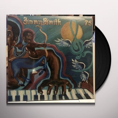 Jimmy Smith 75 Vinyl Record