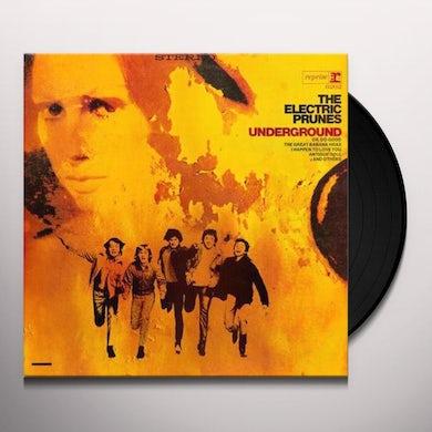 Electric Prunes UNDERGROUND Vinyl Record