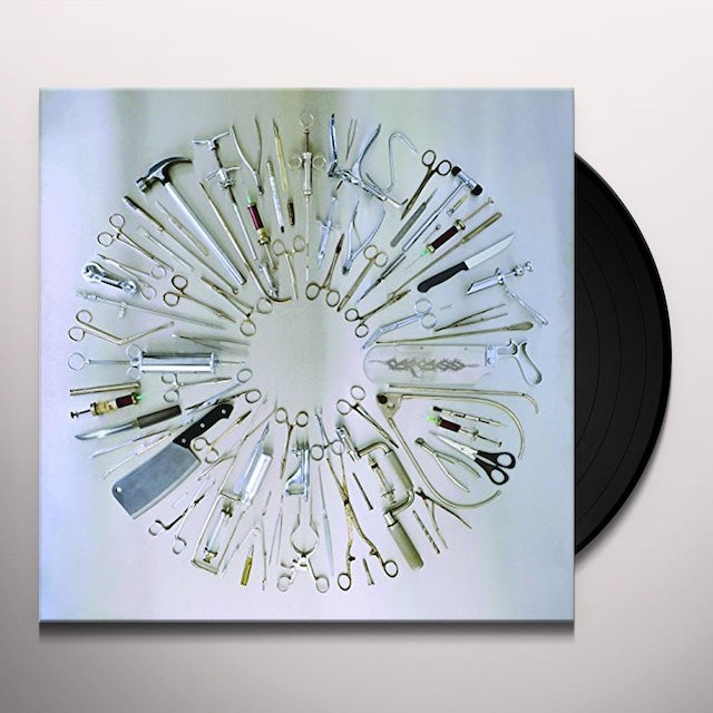 Carcass SURGICAL REMISSION / SURPLUS STEEL Vinyl Record