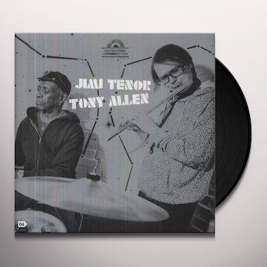 Jimi Tenor INSPIRATION INFORMATION Vinyl Record
