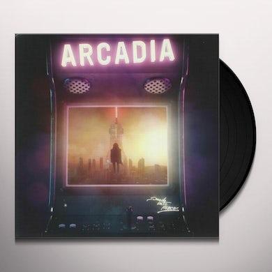 SMASH INTO PIECES ARCADIA Vinyl Record