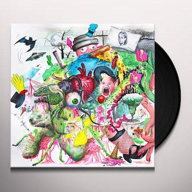 Tropical Fuck Storm BRAINDROPS Vinyl Record