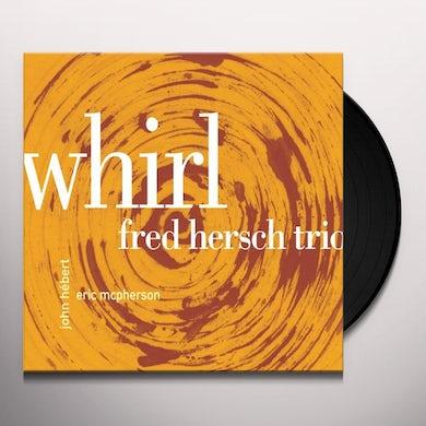Fred Trio Hersch Whirl Vinyl Record