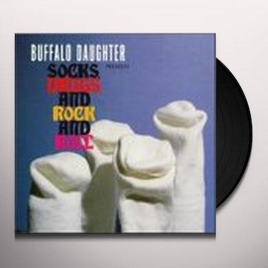Buffalo Daughter SOCKS DRUGS AND ROCK & ROLL Vinyl Record