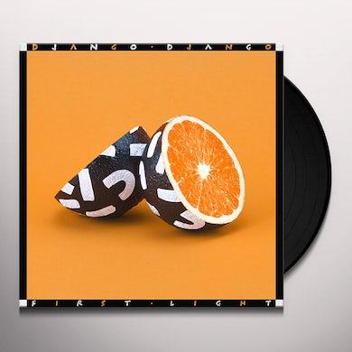 Django Django FIRST LIGHT Vinyl Record - UK Release