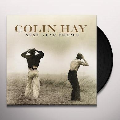 Colin Hay  NEXT YEAR PEOPLE Vinyl Record