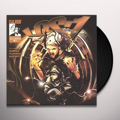 Solace HAMMERHEAD Vinyl Record