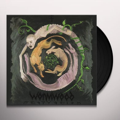 Wormwood STARVATION Vinyl Record