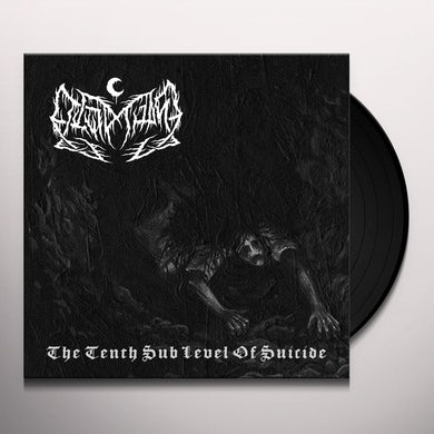 Leviathan THE TENTH SUB LEVEL OF SUICIDE Vinyl Record