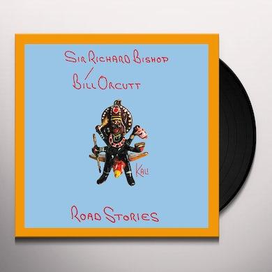 Richard Bishop / Bill Orcutt ROAD STORIES (KALI) Vinyl Record
