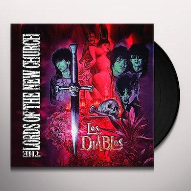 Lords of the New Church LOS DIABLOS Vinyl Record