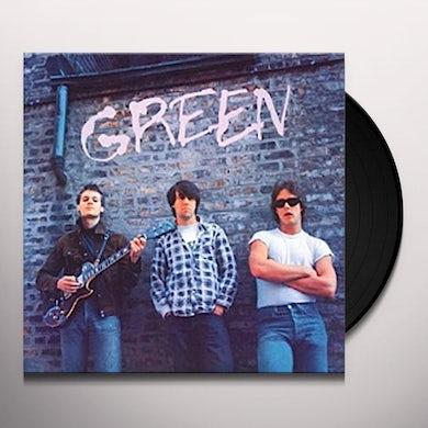 GREEN Vinyl Record