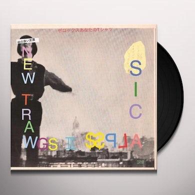 Sic Alps / Freakapuss NEW TRAWGS Vinyl Record