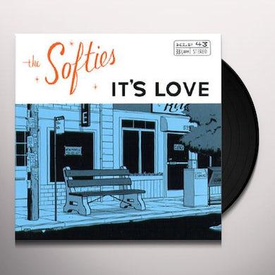 Softies IT'S LOVE Vinyl Record