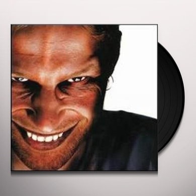 Aphex Twin RICHARD D JAMES ALBUM Vinyl Record