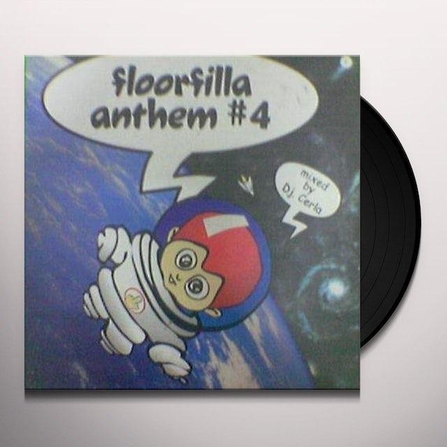Floorfilla ANTHEM (CASSEZ LA BOITE) 6 Vinyl Record