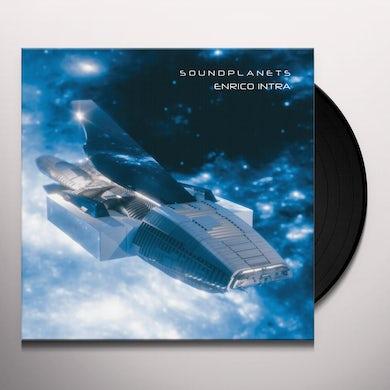 Enrico Intra SOUNDPLANETS Vinyl Record