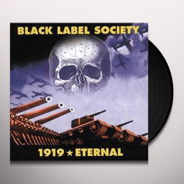 Black Label Society 1919: ETERNAL Vinyl Record