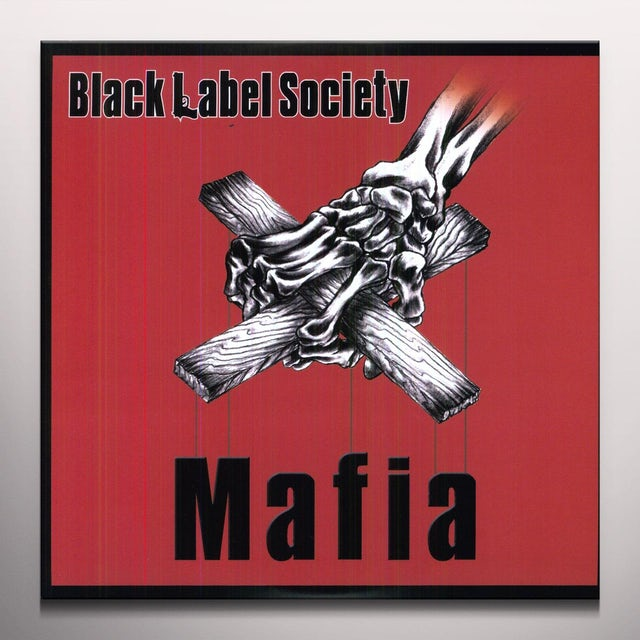 Black Label Society MAFIA (LTD) (COLV) (OGV) (Vinyl)