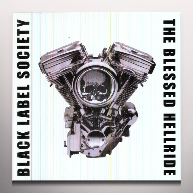 Black Label Society BLESSED HELLRIDE (LTD) (COLV) (OGV) (Vinyl)