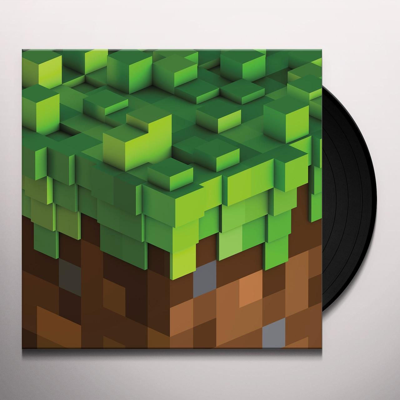 C418 Minecraft Volume Alpha Vinyl Record