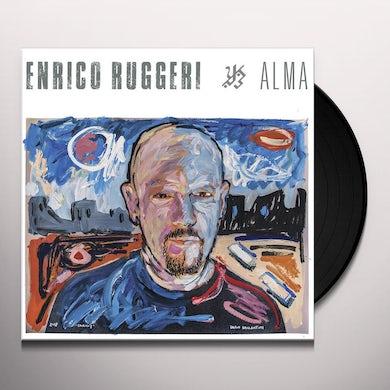 Enrico Ruggeri ALMA Vinyl Record