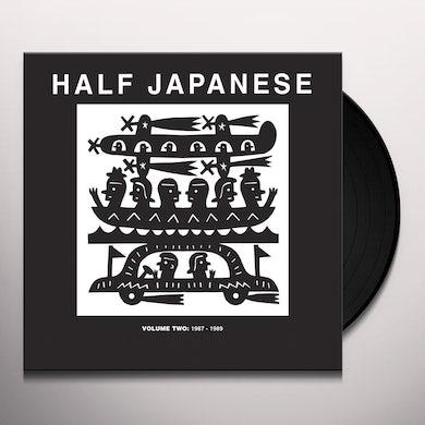 HALF JAPANESE / VOL 2: 1987-1989 Vinyl Record