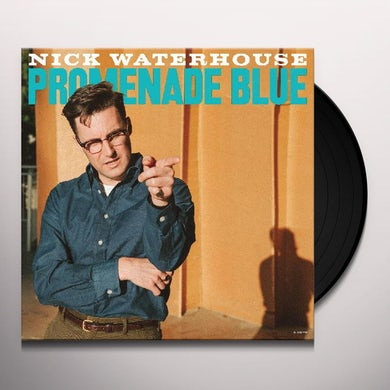 Nick Waterhouse PROMENADE BLUE Vinyl Record