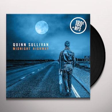 Quinn Sullivan MIDNIGHT HIGHWAY Vinyl Record