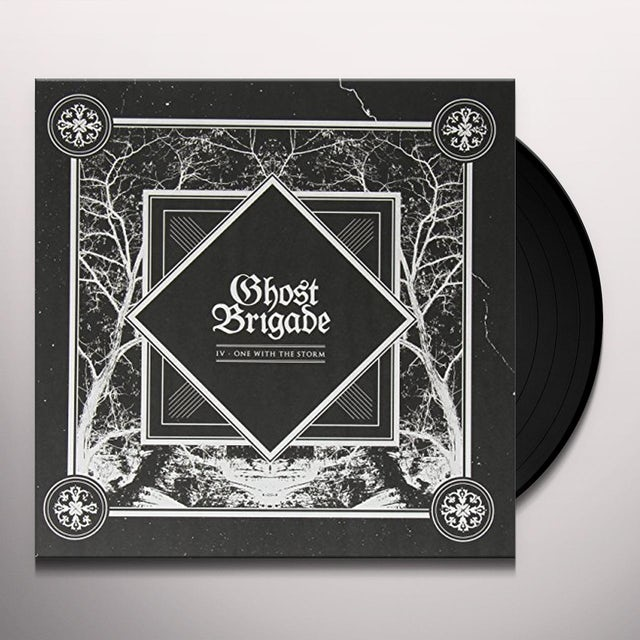 Ghost Brigade IV-ONE WITH THE STORM Vinyl Record