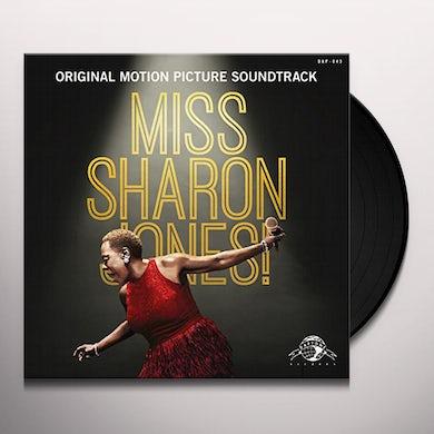 MISS SHARON JONES - Original Soundtrack Vinyl Record
