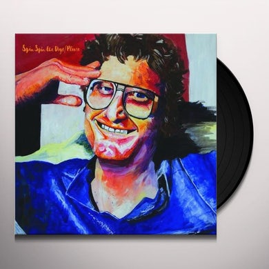 Spin Spin The Dogs/Please UTR UK UNDERGROUND SPLIT SERIES Vinyl Record