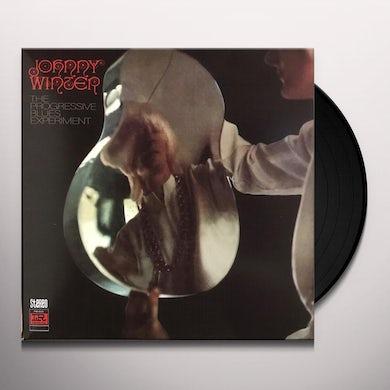 Johnny Winter Progressive Blues Experiment Vinyl Record