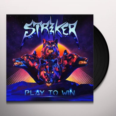 Striker PLAY TO WIN Vinyl Record