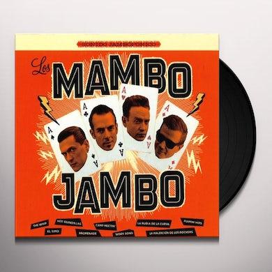 Los Mambo Jambo Vinyl Record - Portugal Release