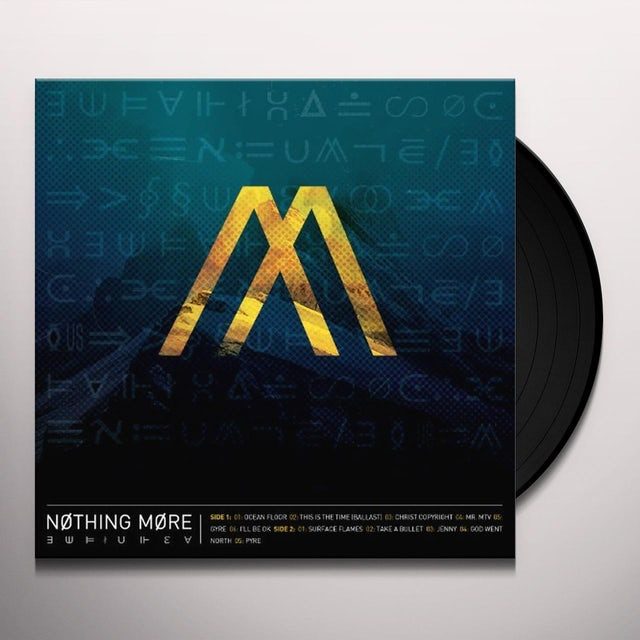 Nothing More Vinyl Record