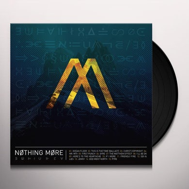 NOTHING MORE (WHITE VINYL) Vinyl Record