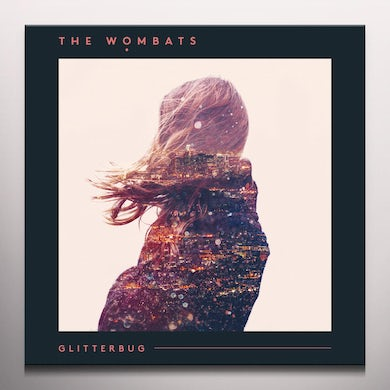 The Wombats GLITTERBUG Vinyl Record