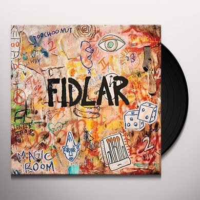 Fidlar TOO (SWIRL) Vinyl Record