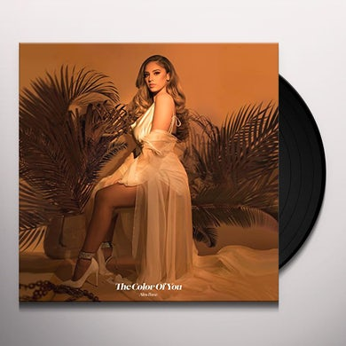 Alina Baraz COLOR OF YOU Vinyl Record