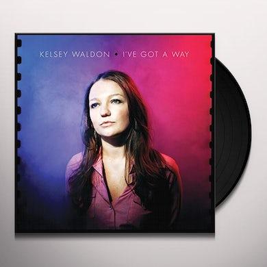 Kelsey Waldon I'VE GOT A WAY Vinyl Record