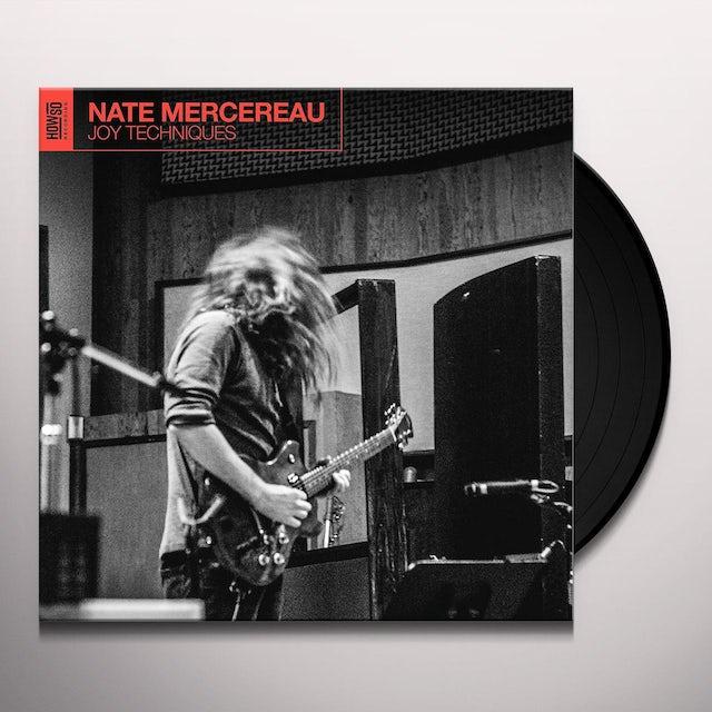Nate Mercereau JOY TECHNIQUES Vinyl Record
