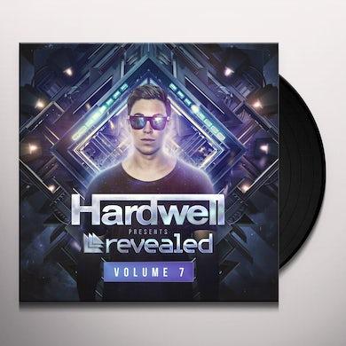 Hardwell REVEALED 7 Vinyl Record