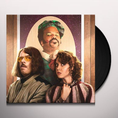 Andrew Hung AN EVENING WITH BEVERLY LUFF LINN / Original Soundtrack Vinyl Record