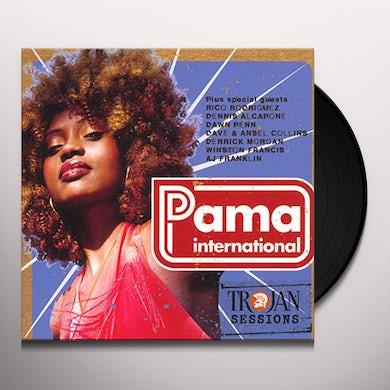 Pama International TROJAN SESSIONS Vinyl Record