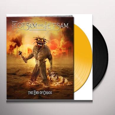Flotsam & Jetsam End Of Chaos Vinyl Record