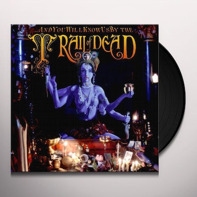 ...And You Will Know Us by the Trail of Dead MADONNA Vinyl Record