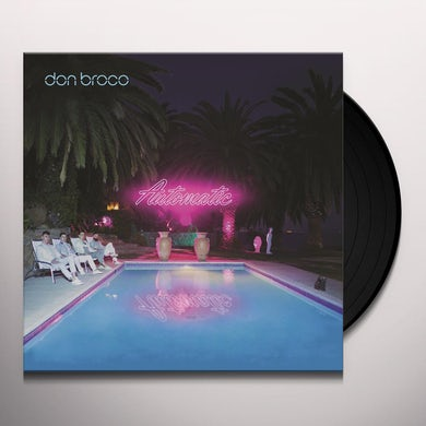 Don Broco AUTOMATIC Vinyl Record - UK Release
