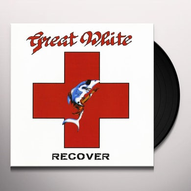 Great White RECOVER Vinyl Record